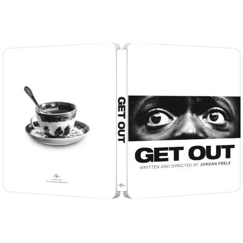 Get Out - Zavvi Exclusive Limited Edition Steelbook