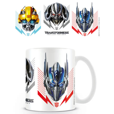 Tasse Transformers The Last Knight (Casque)