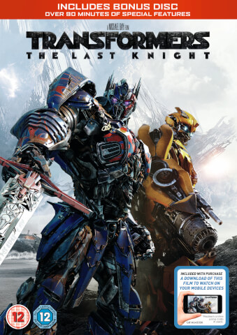 Transformers: The Last Knight (Digital Download)
