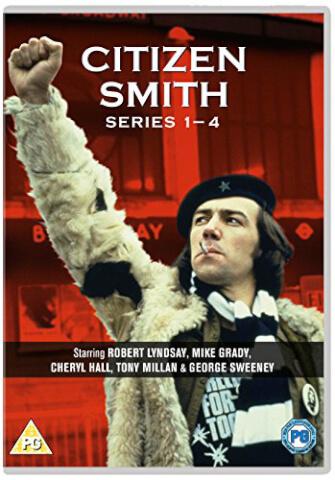 Citizen Smith Complete Boxset