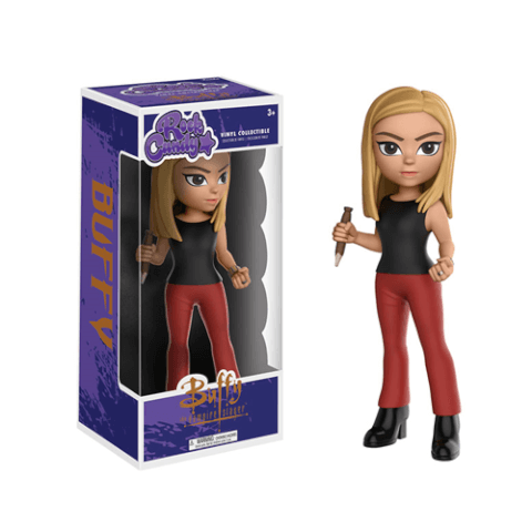 Figurine Buffy - Buffy contre les vampires - Rock Candy Vinyl