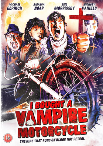I bought a Vampire Motorcycle.