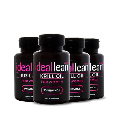 IdealLean Krill Oil - 120 Servings