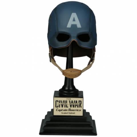 Réplique Casque 1:3 Captain America Civil War