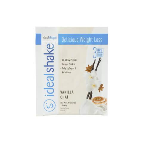 IdealShake - Vanilla Chai (Sample)