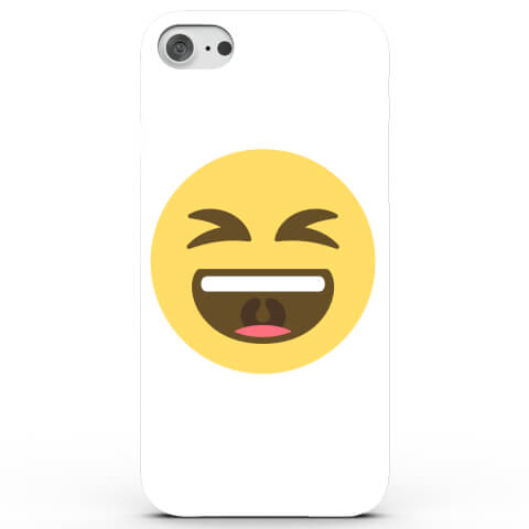 Coque iPhone & Android Emoji Se Marre - 4 Couleurs