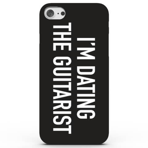 Coque pour iPhone & Android I'm Dating the Guitarist! - 3 Couleurs