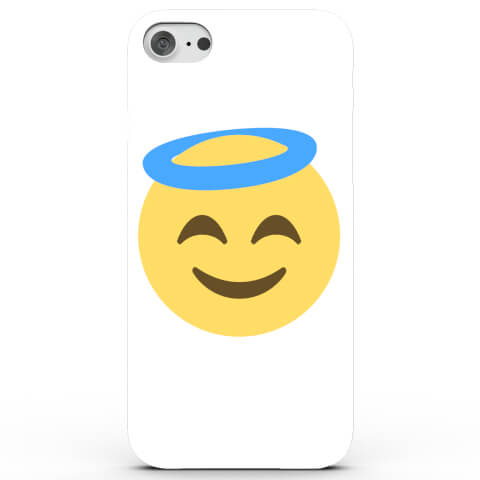 Emoji Angelic Phone Case for iPhone & Android - 4 Colours