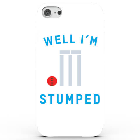 Well I'm Stumped Phone Case for iPhone & Android - 4 Colours