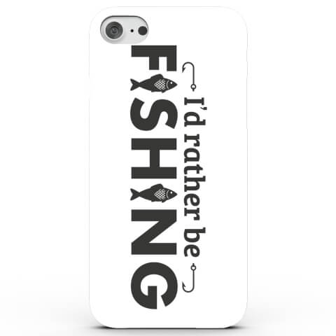 I'd Rather Be Fishing Phone Case for iPhone & Android - 4 Colours
