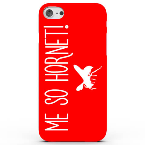 Coque iPhone & Android Me So Hornet - 4 Couleurs
