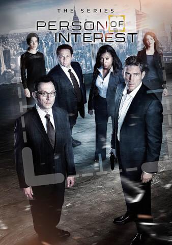 Person Of Interest - Season 1-5