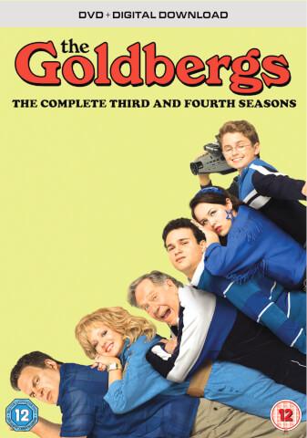 The Goldbergs - Season 3&4