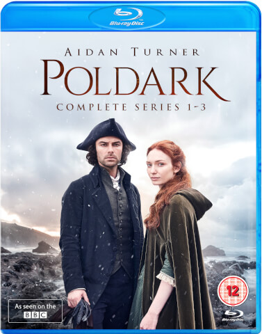 Poldark - Series 1-3 Boxset