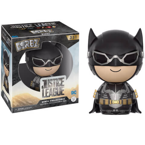 Justice League Batman Tactical Dorbz Vinyl Figure