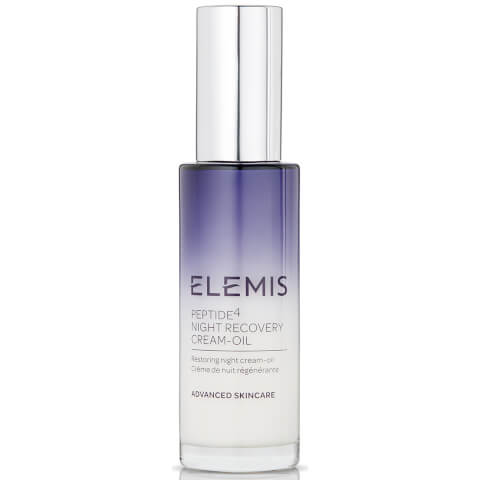 Elemis Peptide4 Night Recovery Cream-Oil - US