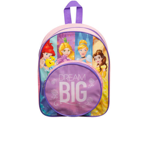 Disney Princess Backpack - Pink