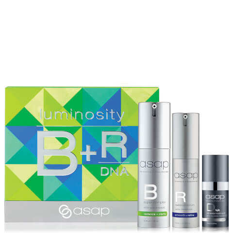 ASAP Luminosity Serum Pack