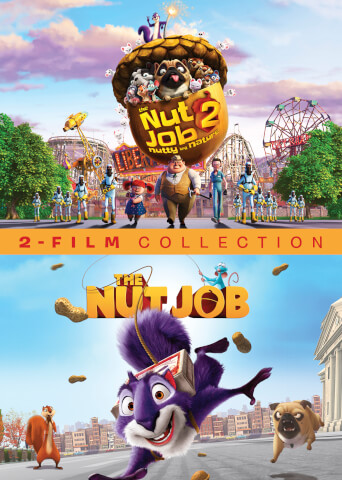 The Nut Job 1 & 2: Two Film Collection (Digital Download)