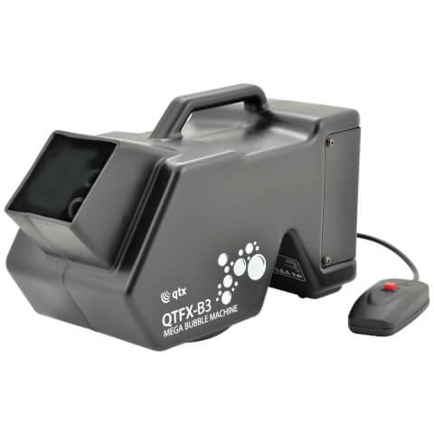 QTX QTFX-B3 Mega Bubble Machine