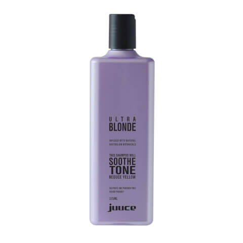 Juuce Ultra Blonde Shampoo 375ml