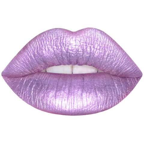 Lime Crime Velvetines Metallic Liquid Matte Lipstick - Seashell Bra 2.6ml