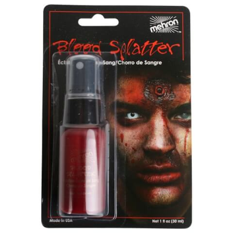 mehron Blood Splatter Spray 30ml