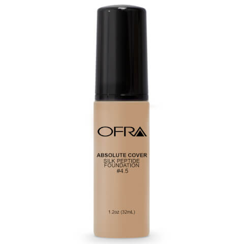 OFRA Absolute Cover Silk Peptide Foundation - 4.5 30ml