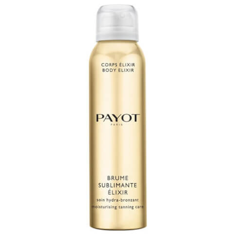 Payot Brume Sublimante Elixir Moisturising Tanning Care 125ml