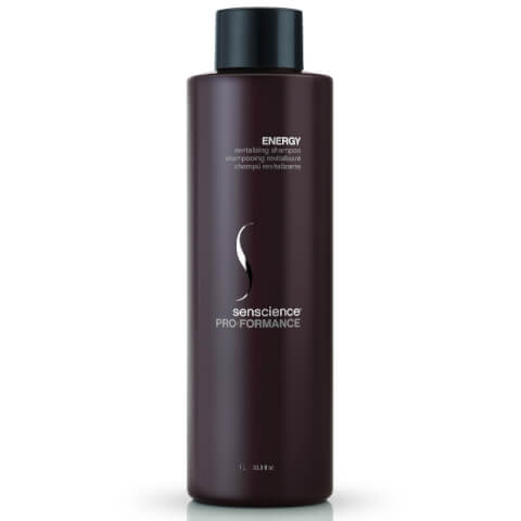 Senscience Pro Formance Energy Revitalizing Shampoo 1 Litre