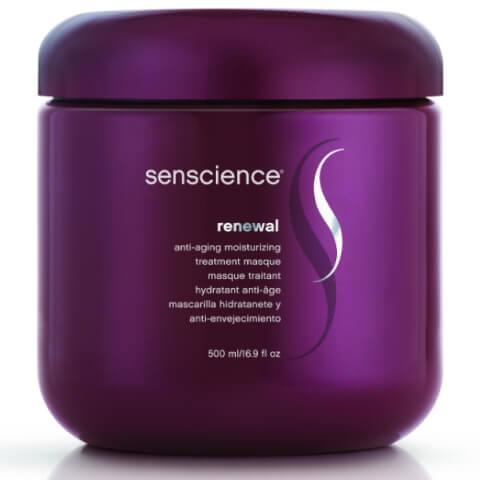 Senscience renewal anti-aging moisturizing treatment masque 500ml