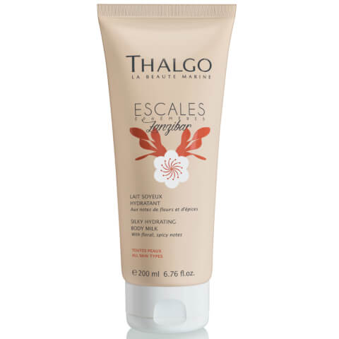 Thalgo Escales Zanzibar Silky Hydrating Body Milk 200ml