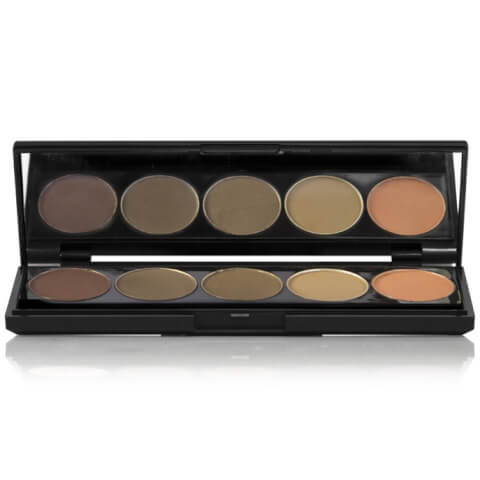 OFRA Signature Eye Shadow Palette - Contour Eyes 5 x 2g