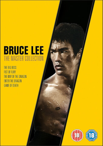 Bruce Lee - The Master Collection