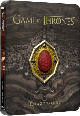 Game Of Thrones - Season 7 Limited Edition Steelbook