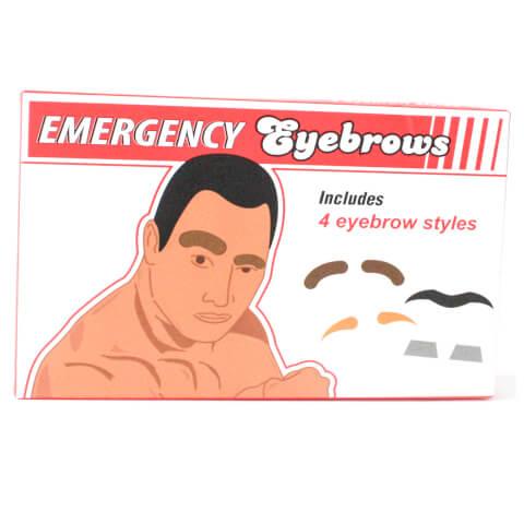 Emergency Eyebrows