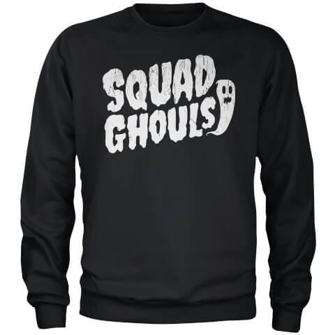 Squad Ghouls Black Sweatshirt