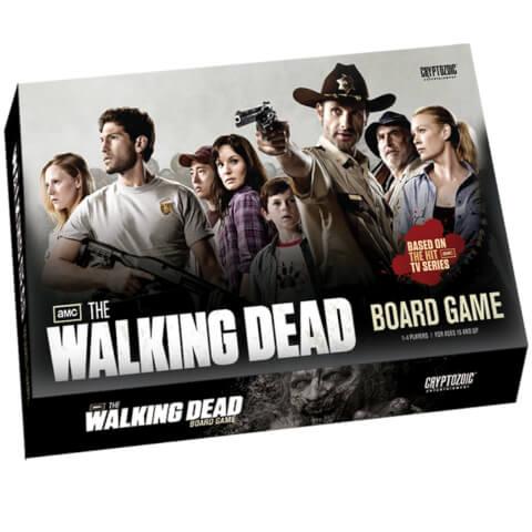 The Walking Dead Board Game (TV Version)