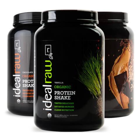 IdealRaw Organic Protein Best Seller's Bundle