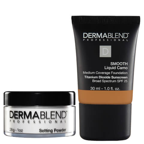 Dermablend Natural Finish Set - 65N Café