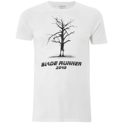 Blade Runner Men's Tree T-Shirt - White