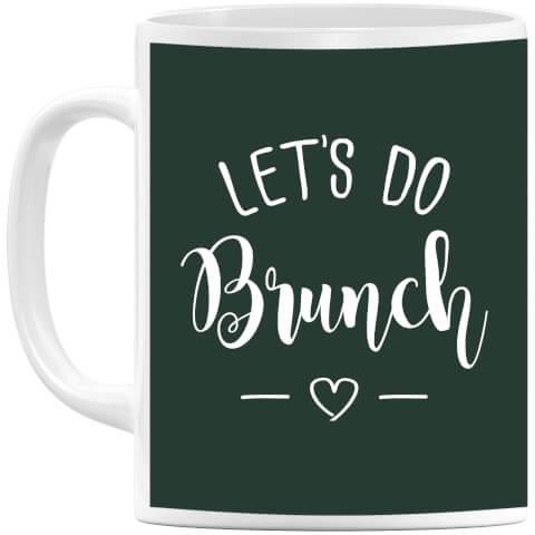 Lets do Brunch Mug