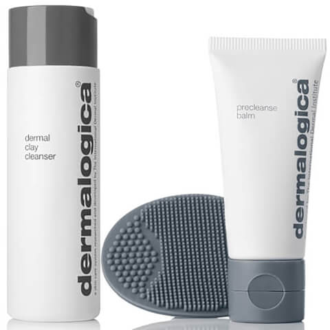 Dermalogica Precleanse Balm and Dermal Clay Cleanser Duo (Worth $26)