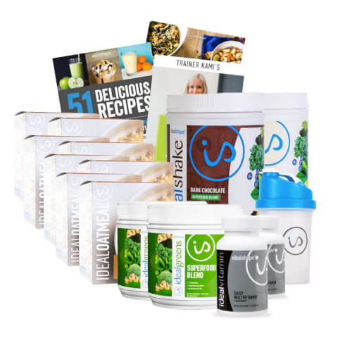 Healthy Living 60 Day Bundle