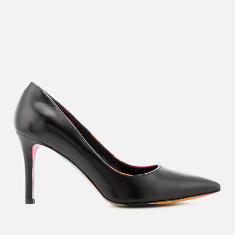 PAUL SMITH | Paul Smith Women'S Blanche Court Shoes - Black - UK 7 - Black | Goxip