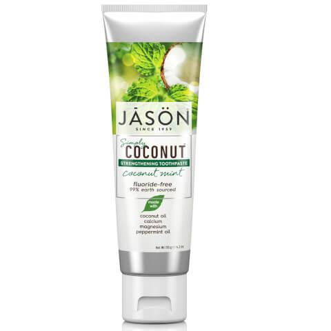 JASON | JASON Strengthening Coconut Mint Toothpaste 119g | Goxip