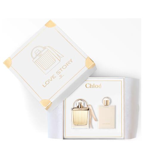 CHLOÉ | Chloé Love Story Xmas Set Eau De Parfum 50ml | Goxip
