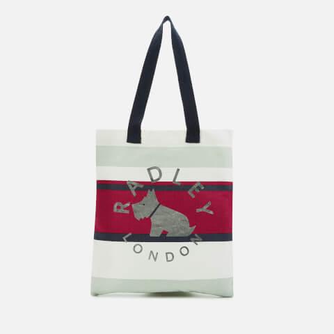 RADLEY | Radley Women's Eaton Hall Medium Tote Bag - Dove Grey | Goxip