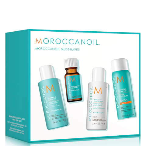 MOROCCANOIL | Moroccanoil Try Me Must Haves (Worth £27.60) | Goxip