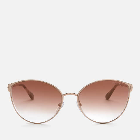 TOM FORD | Tom Ford Women's Zeila Sunglasses - Gold/Violet | Goxip